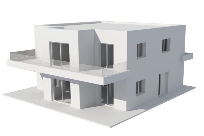 3D Drucker Printmodell